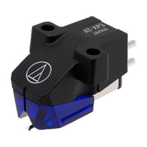 AT-XP3 VM型雙動磁立體聲DJ唱頭