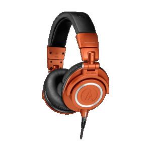 ATH-M50x MO 專業型監聽耳機