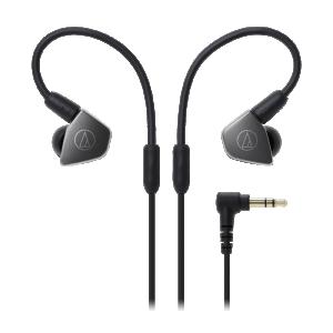 ATH-LS70 雙動圈耳塞式耳機