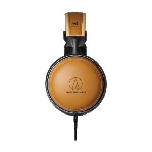 ATH-L5000 真皮包覆木質機殼密閉式耳機