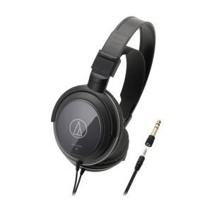 ATH-AVC300 密閉式動圈型耳機