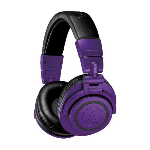 ATH-M50xBT PB 無線耳罩式耳機