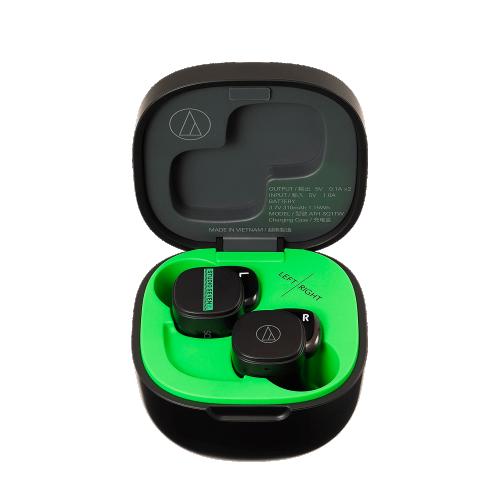 ATH-SQ1TW SVN 充電盒 (黑色)