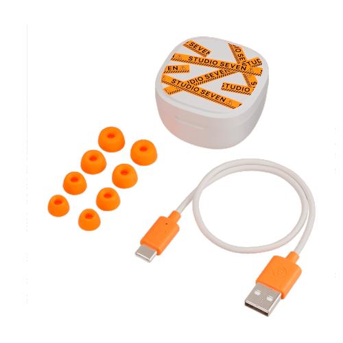 ATH-SQ1TW SVN 配件 (白色)
