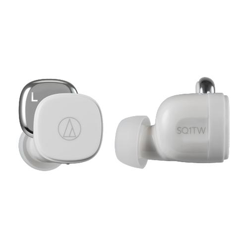 ATH-SQ1TW 真無線耳機 (白色)