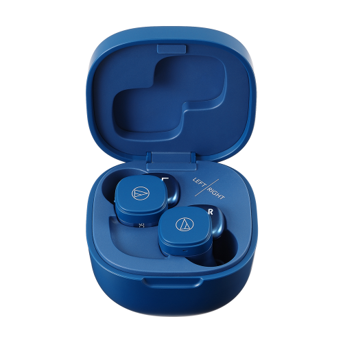 ATH-SQ1TW 充電盒 (藍色)