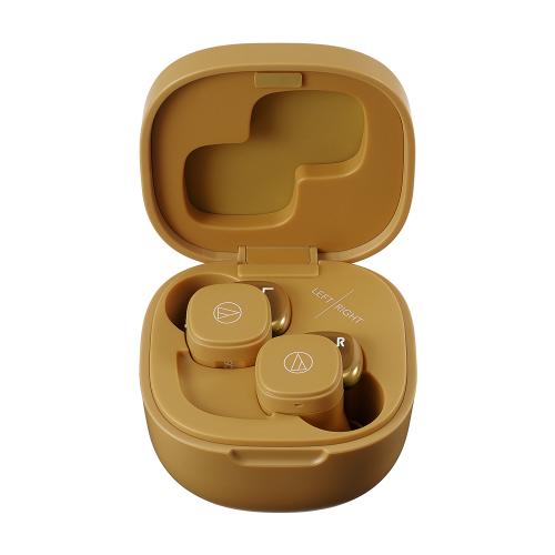 ATH-SQ1TW 充電盒 (芥末黃)