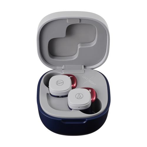 ATH-SQ1TW 充電盒 (紺紅)