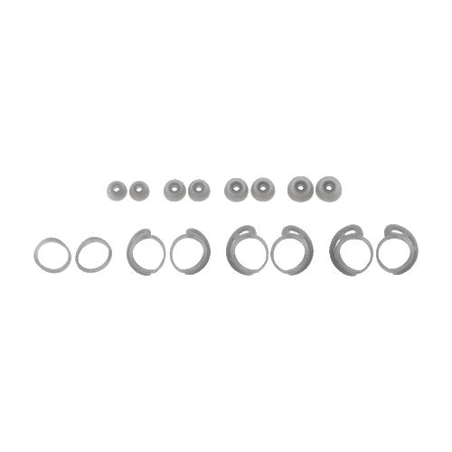 ATH-SPORT5TW 鰭式輔助環與耳塞 (灰黃綠)