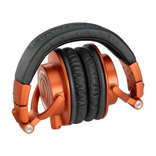 ATH-M50x MO 專業型監聽耳機 (限量款)