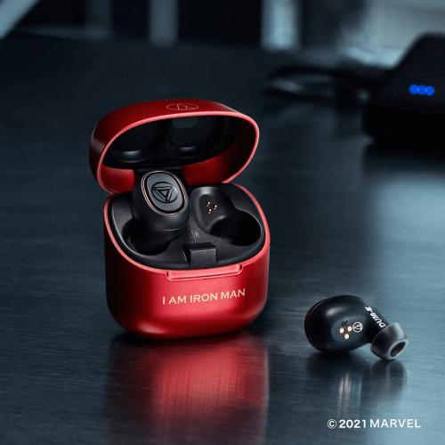 ATH-MVL2 IM 漫威鋼鐵人限量款藍芽耳機