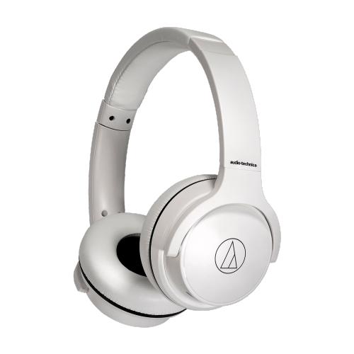 ATH-S220BT 無線耳罩式耳機 (白色)
