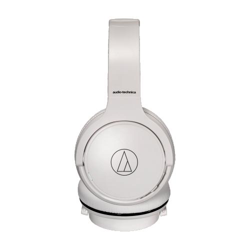 ATH-S220BT全罩式藍芽耳機 (白色)