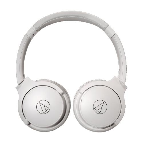 ATH-S220BT 藍 芽耳罩耳機 (白色)