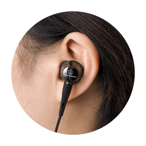 鐵三角ATH-CKR100 耳塞式耳機