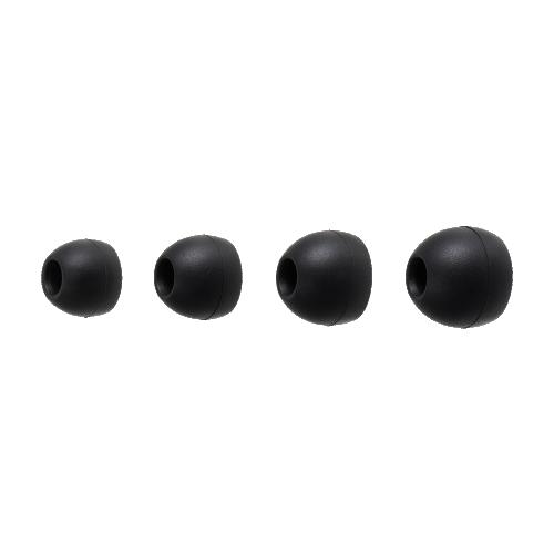 ER-CKS50 矽膠耳塞(黑色)