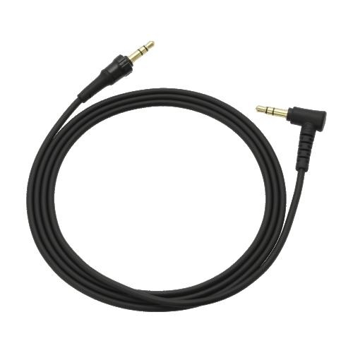 ATH-WS1100 附耳機導線(1.2m/Ø3.5mm鍍金立體聲迷你插頭/L型)
