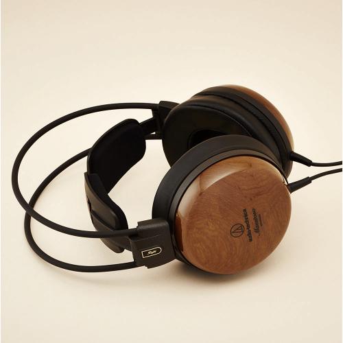 鐵三角 ATH-W1000Z 木製機殼耳罩式耳機