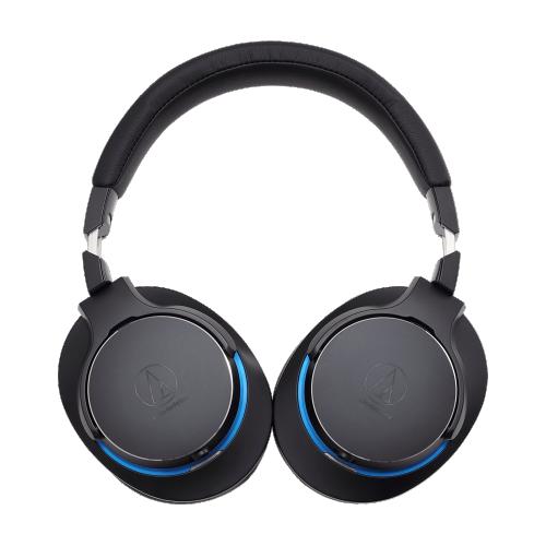 鐵三角 ATH-MSR7b 便攜型耳罩式耳機(黑色)