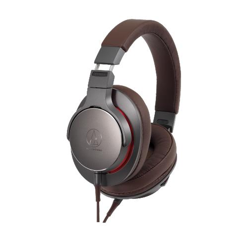 ATH-MSR7b 便攜型耳罩式耳機(鐵灰)