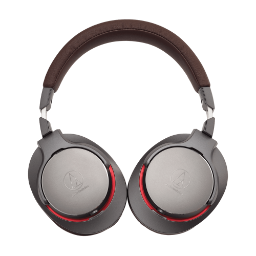 鐵三角 ATH-MSR7b 便攜型耳罩式耳機(鐵灰色)