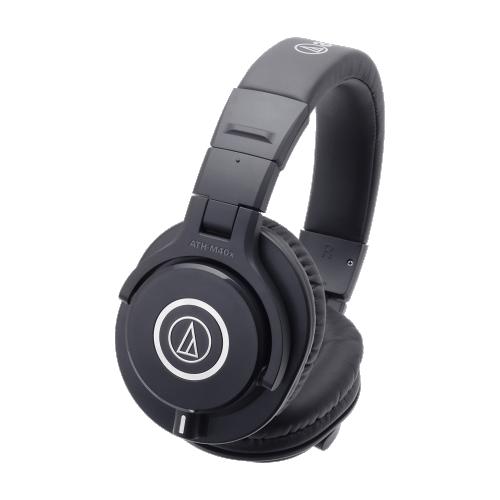 鐵三角ATH-M40x 專業型監聽耳機