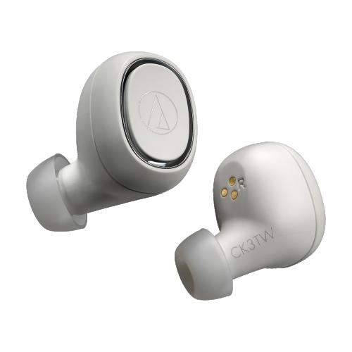 ATH-CK3TW 真無線耳機(白色)