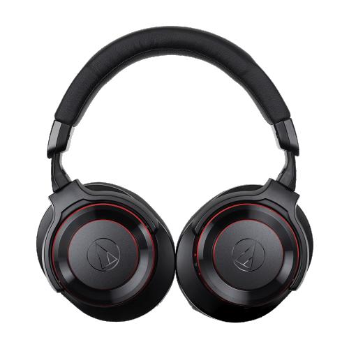 ATH-WS990BT 頭戴式藍牙耳機,採用折疊設計