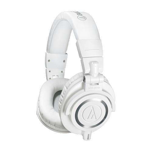 ATH-M50xWH 專業型監聽耳機