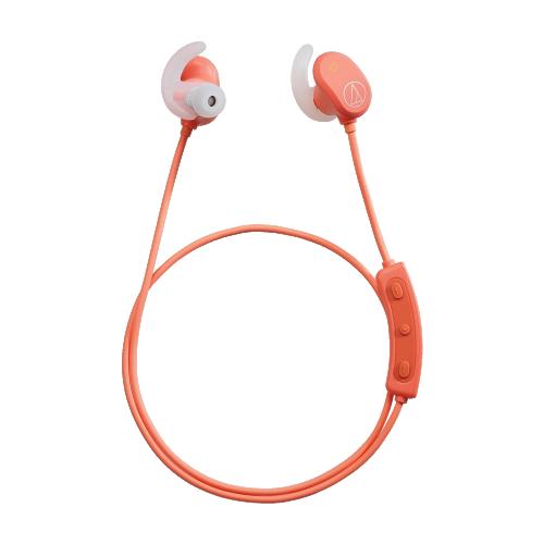 ATH-SPORT60BT 無線運動耳機(粉紅色)